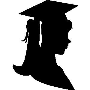 Graduation clipart black woman Jpg t 9C56 graduation art