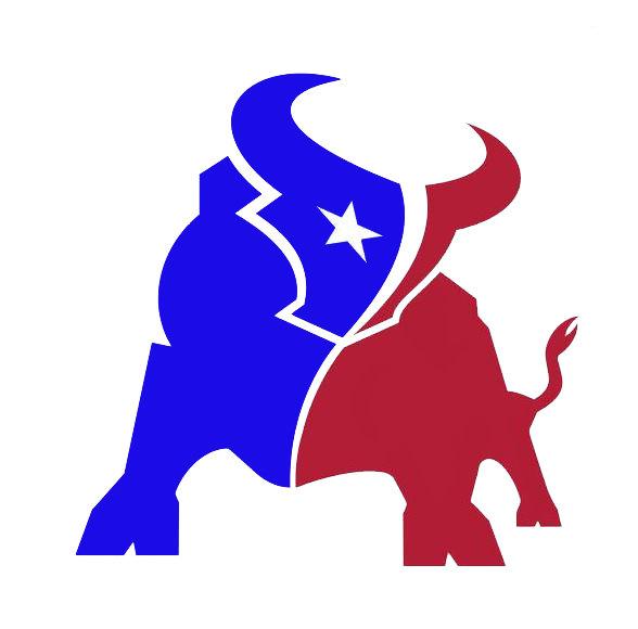 Logo clipart houston texans Texans Texas H TheChaoticMindStudio Rockets