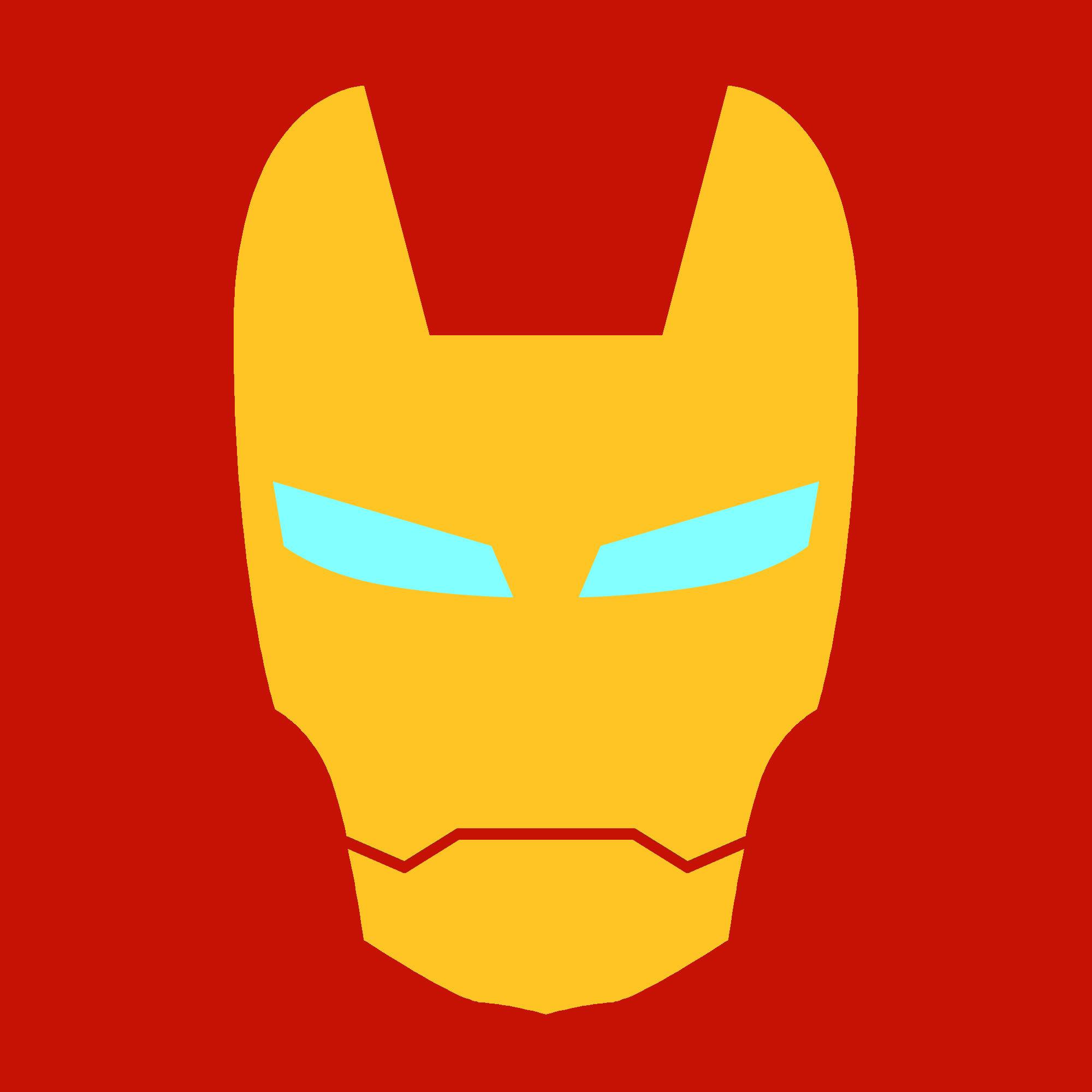 Logo clipart iron man  on Superhero IRON Techhead55