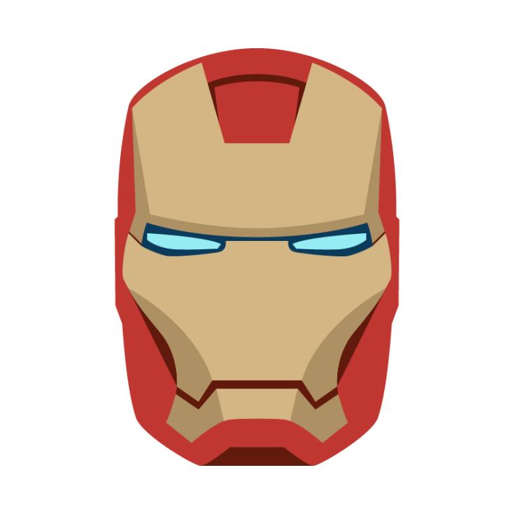 Logo clipart iron man Ironman Iron Lives Gallery Logo