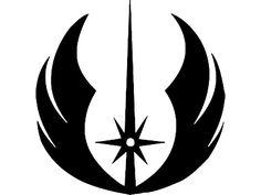 Logo clipart jedi WARS Order  about jedi