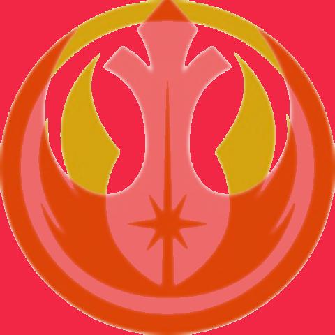 Logo clipart jedi Star Rebels Jedi/Rebel Symbols Jedi