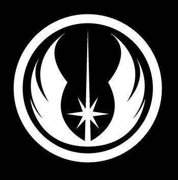 Logo clipart jedi Order Vinyl Vinyl Logo Wars