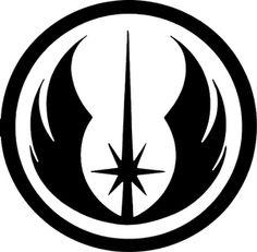 Logo clipart jedi Star tattoo jpg Jedi rebel