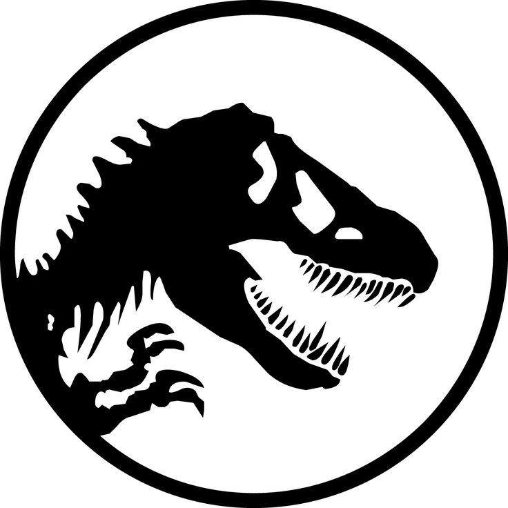 Logo clipart jurassic park Jurassic on Jurassic 17 Map
