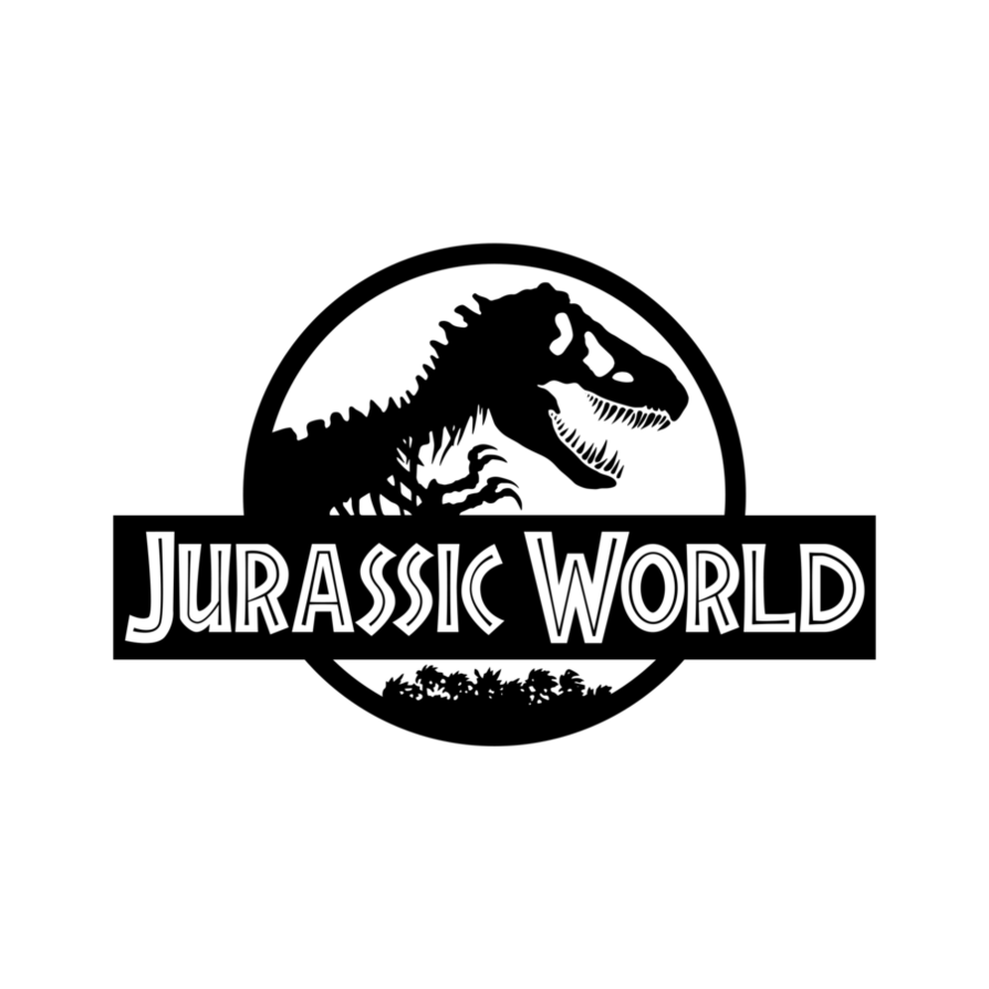 Logo clipart jurassic park For Pages  Jurassic world