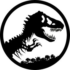 Logo clipart jurassic park Costume jurassic vector Find