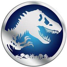 Logo clipart jurassic world World jurassic on drawing and