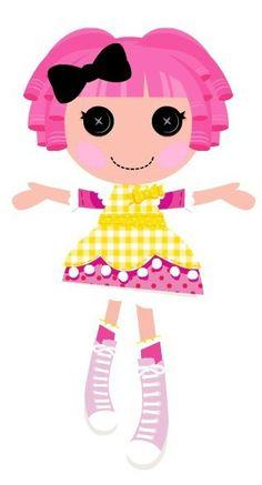 Doll clipart loopsy Lalaloopsy lalaloopsy art clip Party