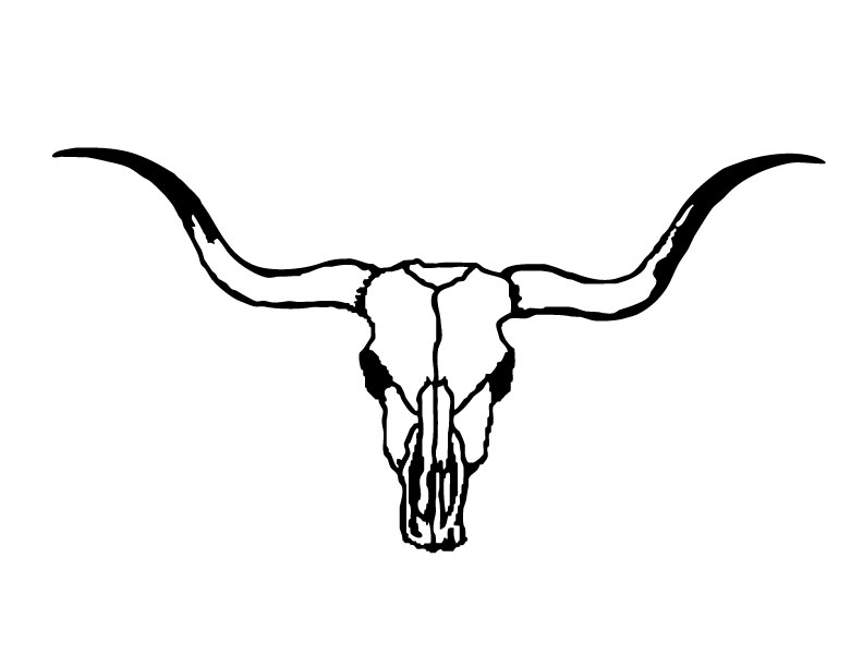 Bull clipart friendly Head Download Clipart Longhorn Head