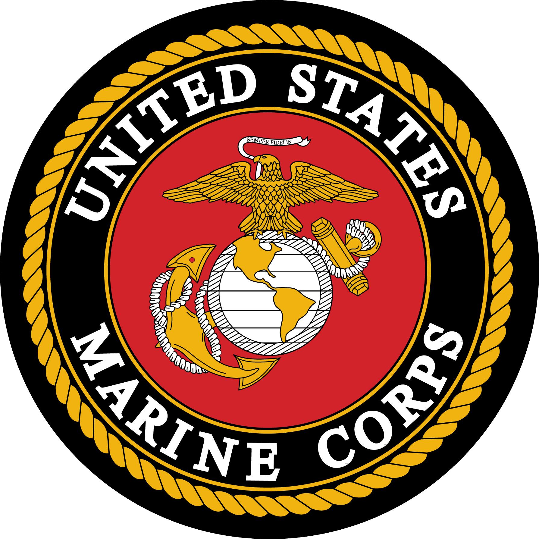 Marine clipart insignia Us Clipart Us Marine Corps