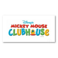 Logo clipart mickey mouse clubhouse #3