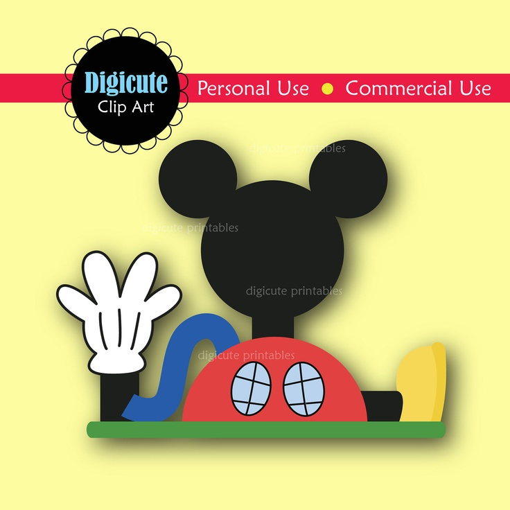 Logo clipart mickey mouse clubhouse #6