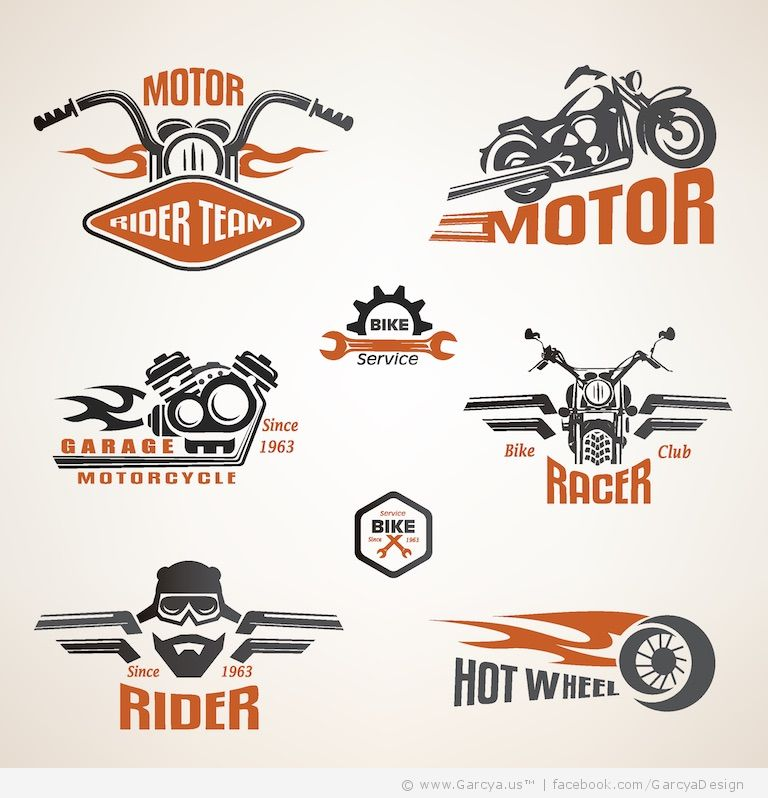 Logo clipart motorcycle Labels Motorcycle this 22 Illustrations