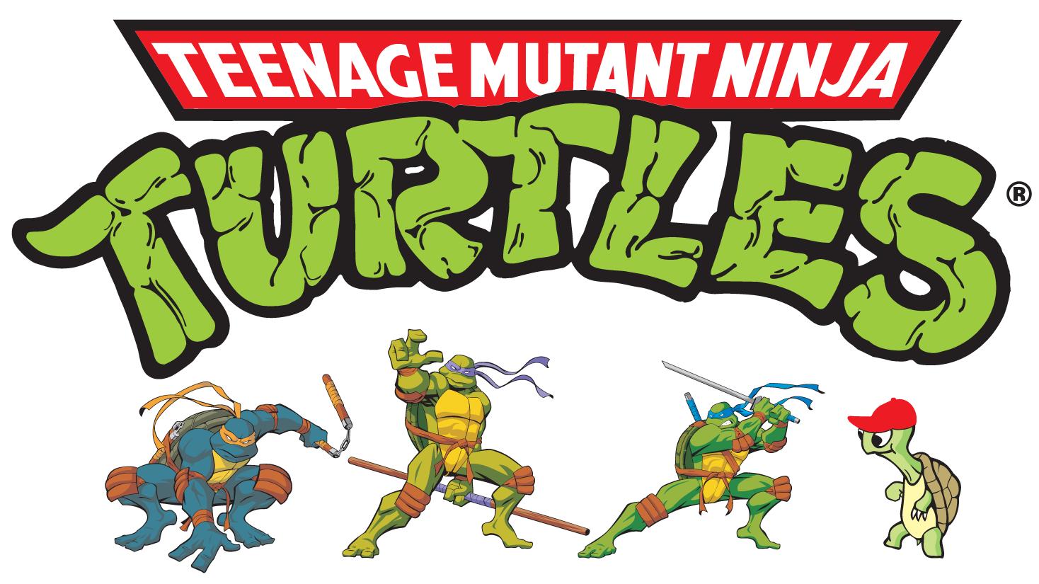 Logo clipart ninja turtle Madness TV Lunki Mutant