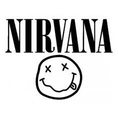 Logo clipart nirvana More ideas Nirvana branco Nirvana