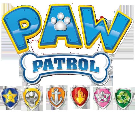 Logo clipart paw patrol Nickelodeon Marshall patrol patrulla