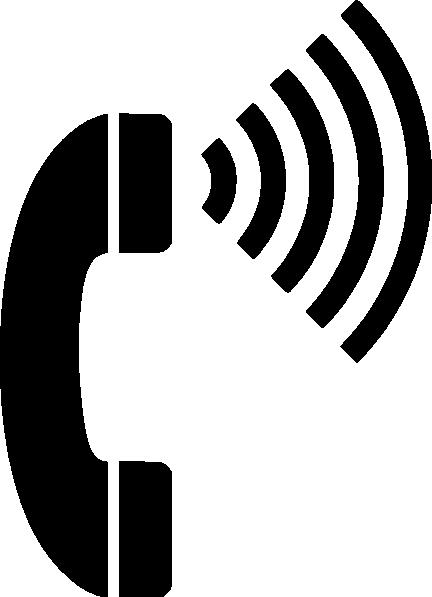 Phone clipart telephone logo Logo com clipart telephone telephone