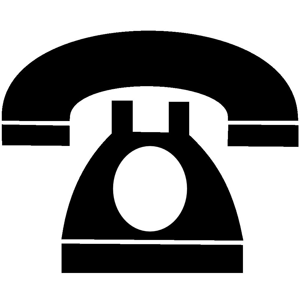 Phone clipart telephone logo Logo Clipartwork art Telephone Phone