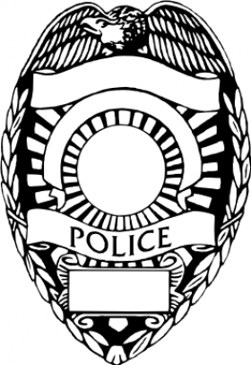 Logo clipart police badge Police badge police officer badge