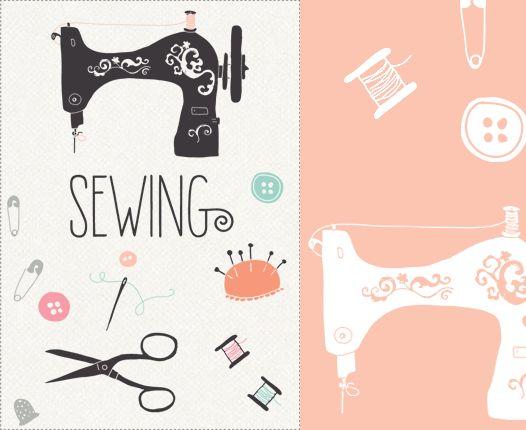 Sewing Machine clipart craft #9