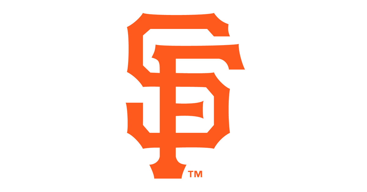 Logo clipart sf giants  Giants Park Francisco AT&T