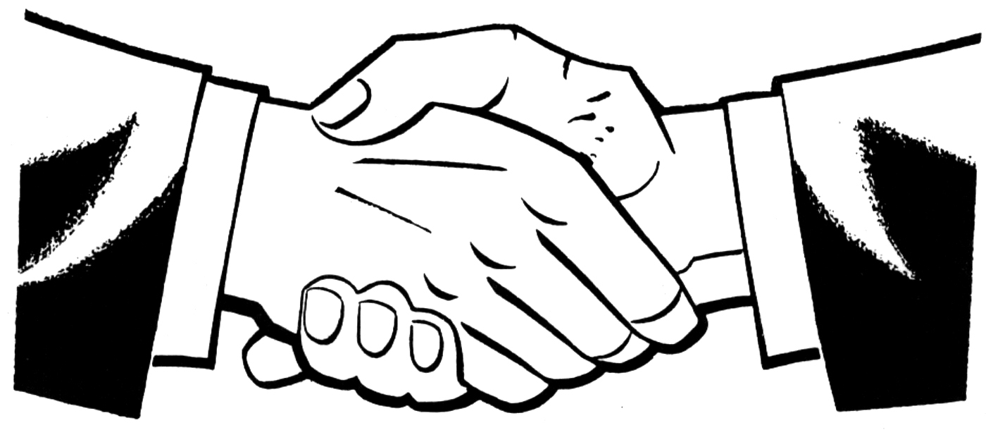Logo clipart shake hand Hands png DownloadClipart Related art