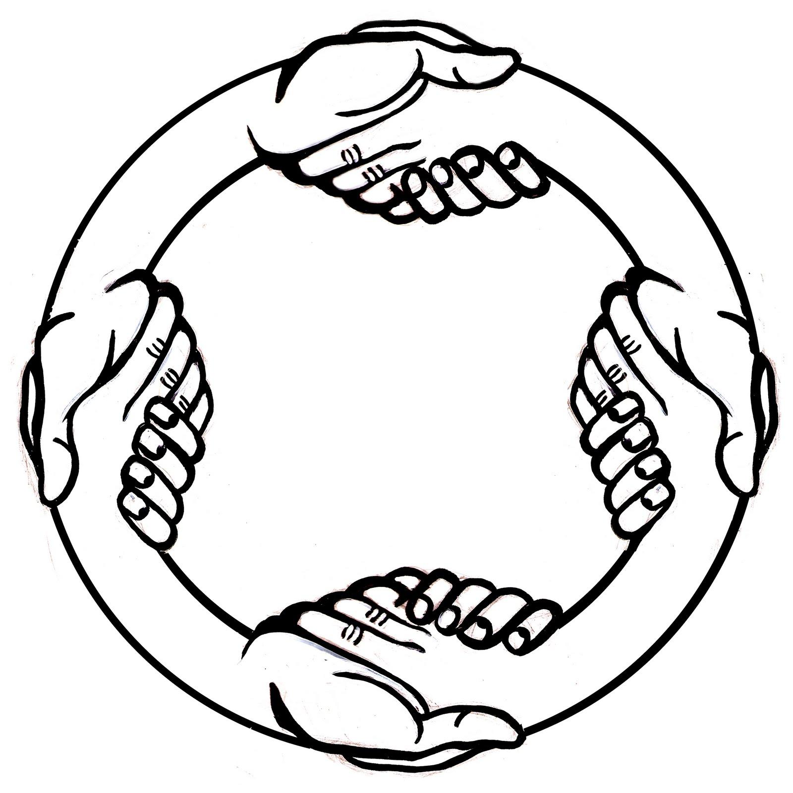 Logo clipart shake hand Shake hands clipart art art