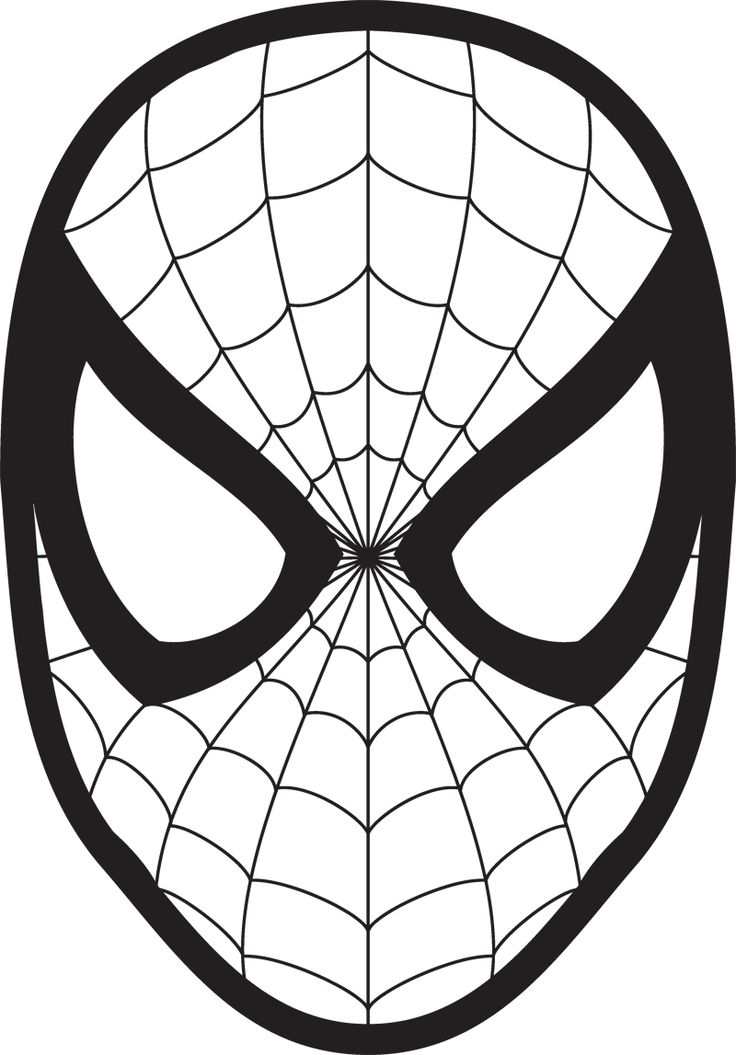 Symbol clipart spiderman Face Logo Logo 23425wall Spiderman