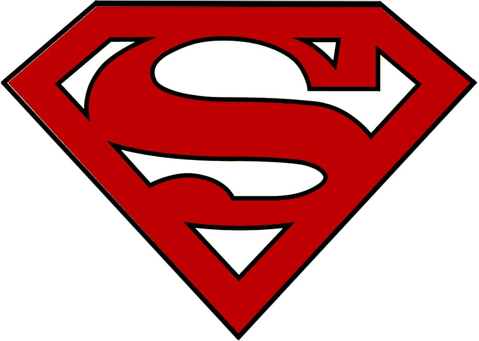 Super Girl clipart cape Supergirl costume Template to a