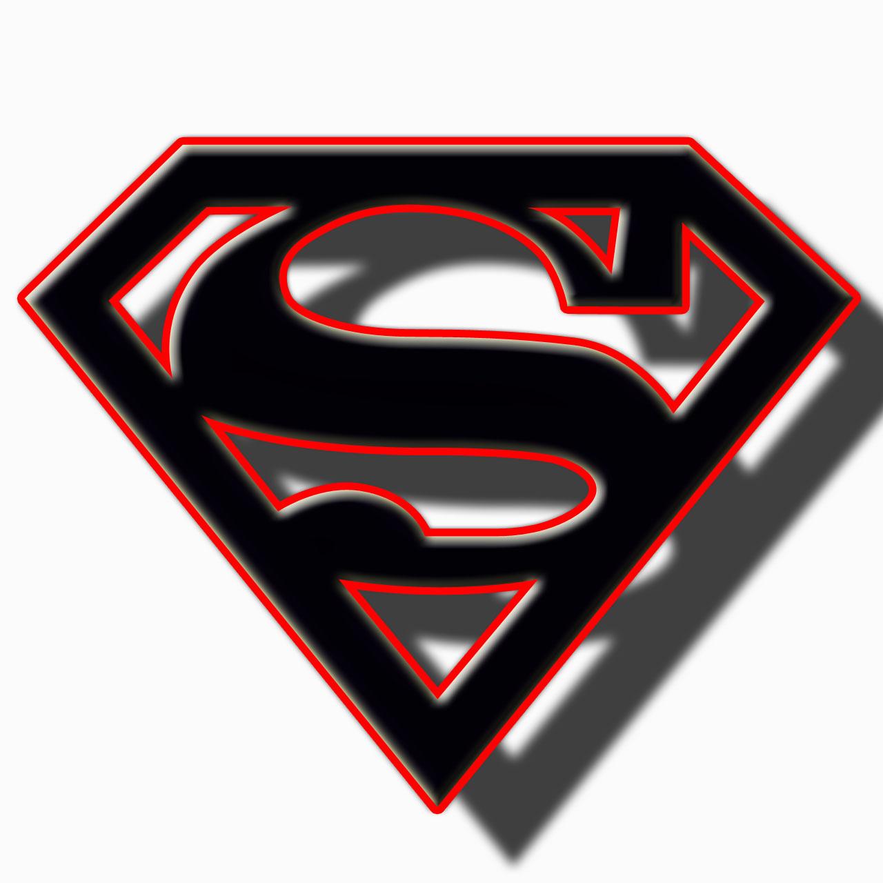 Logo clipart superman Logo Panda Free Images Superman