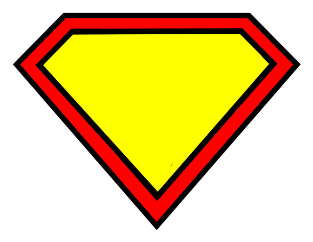 Diamond clipart superman Free  Free Clipart Free