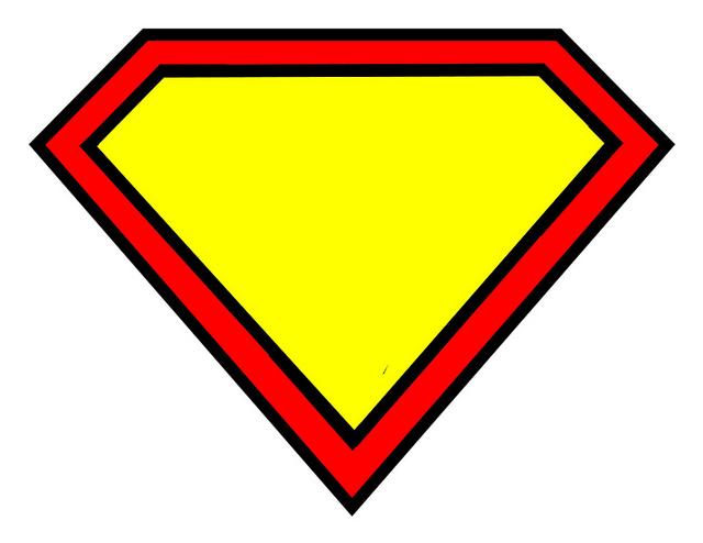 Typeface clipart superman Free library Logo Art Logo