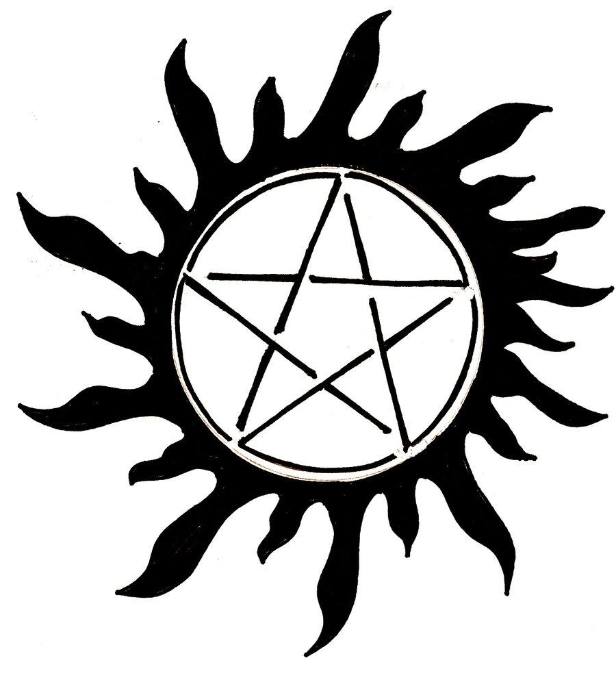 Pentagram clipart goat 11 8dragon 1 Destinyfall on