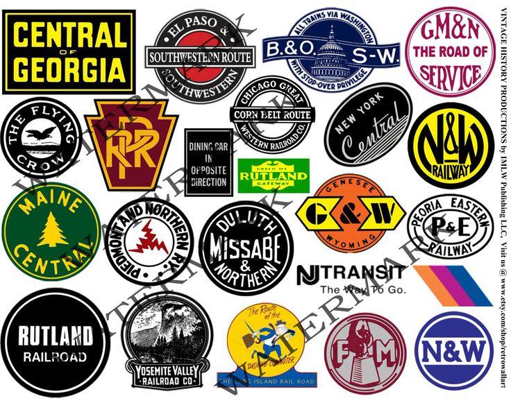 Logo clipart train Clip 11 Heralds Railroad best