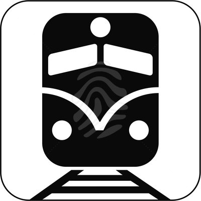 Logo clipart train Images Free Rail Clipart Clipart