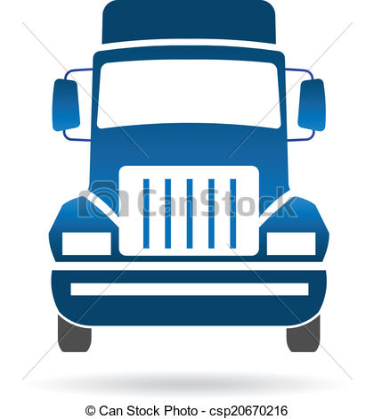 Logo clipart truck Truck Truck front Truck image