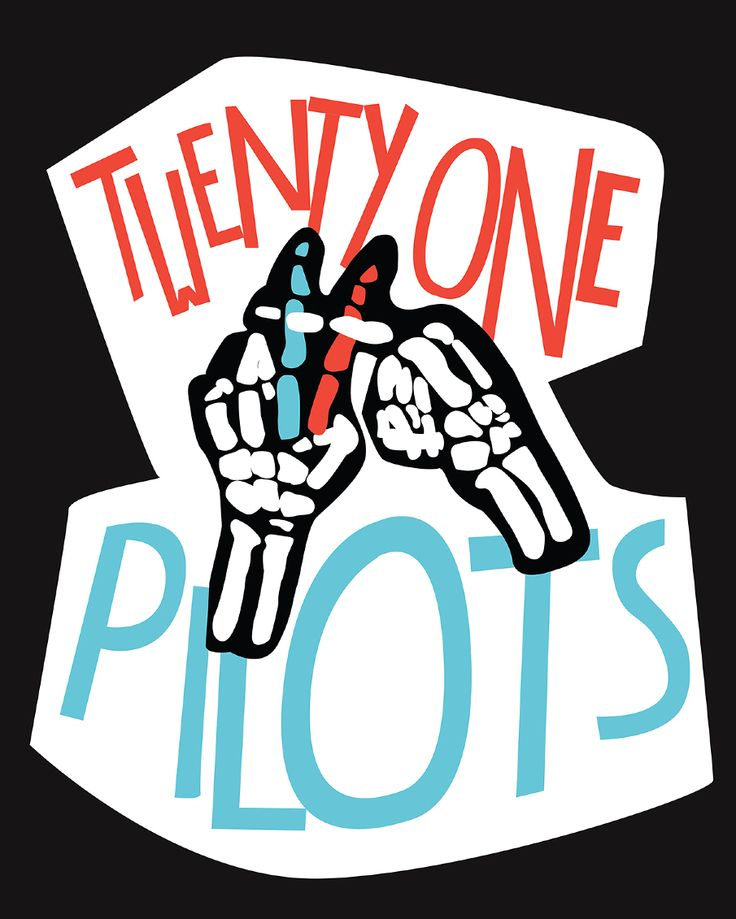 Logo clipart twenty one pilot Twenty of One one like