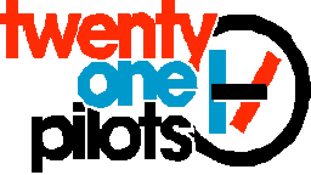 Logo clipart twenty one pilot One Pilots by One Twenty
