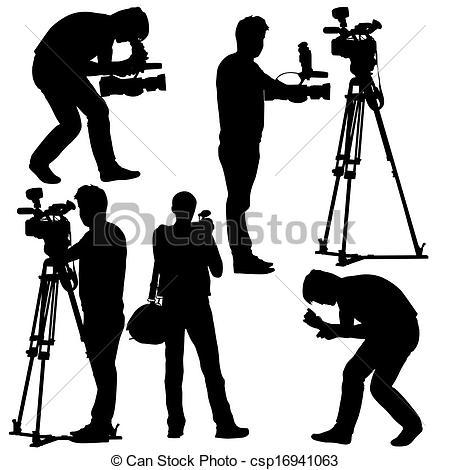 Logo clipart video camera Video  Clip illustration Art