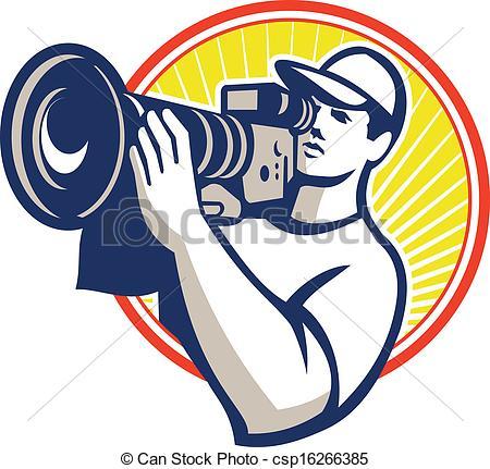 Logo clipart video camera Collection Panda Video Clipart Clipart