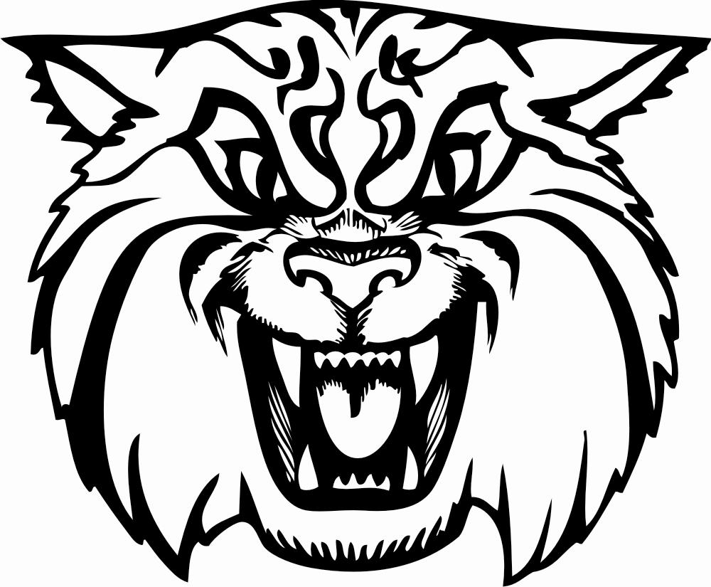Wildcat clipart logo Clipart library Free Images Clipart
