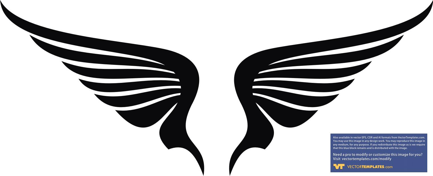 Logo clipart wing At com art at clip