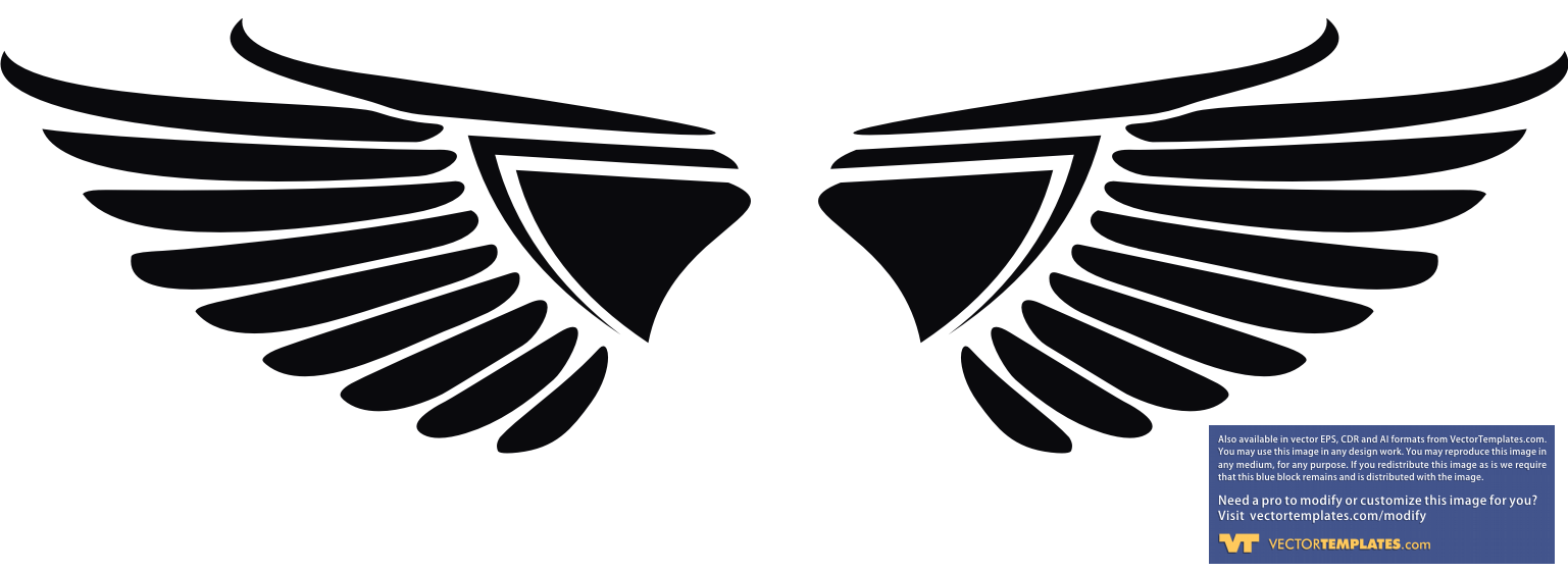 Logo clipart wing Logo Wings Clip Download Download