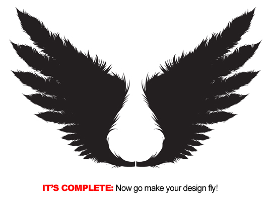 Logo clipart wing Wings Go to You're ·