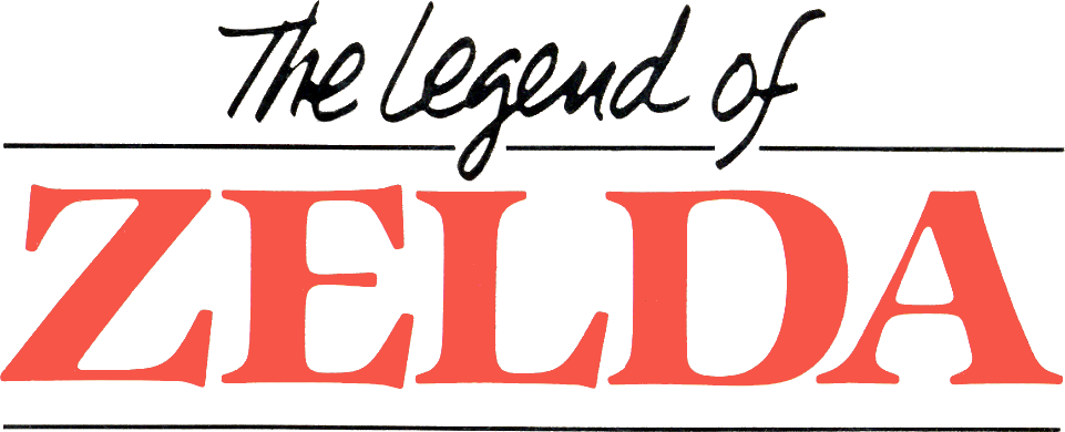 Zelda clipart logo Powered of  Legend of