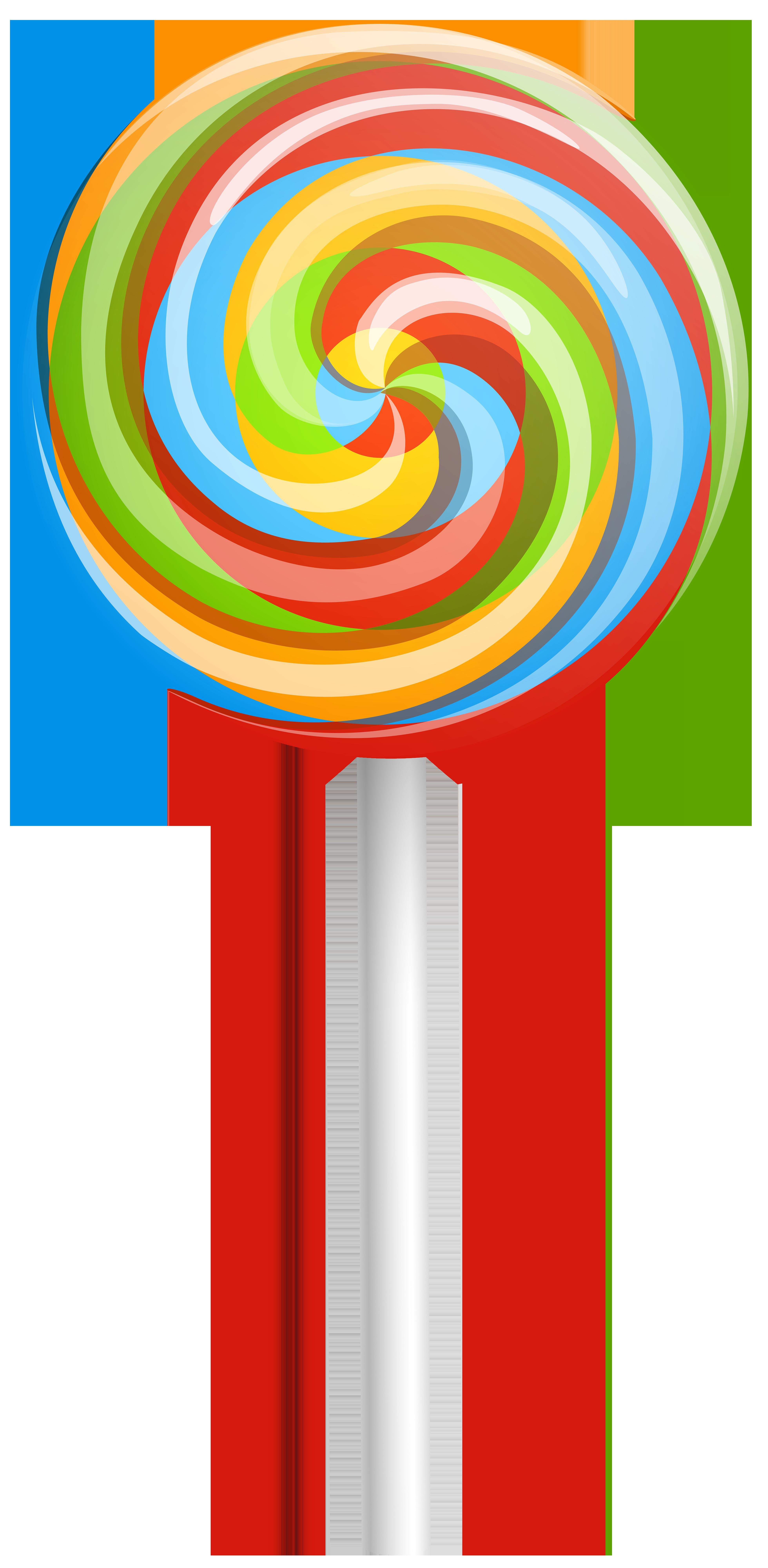 Lollipop clipart Rainbow art image Pictures clip