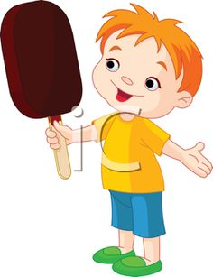Lollipop clipart boy A a Royalty  of