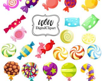 Mint clipart gumdrop Candy Bakery Clip Art Bears