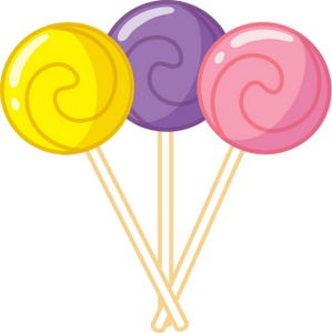 Pink clipart swirl lollipop Clipartix Clipart Swirly clipart Lollipop